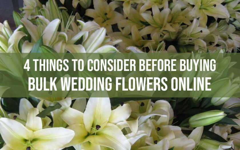bulk wedding flowers