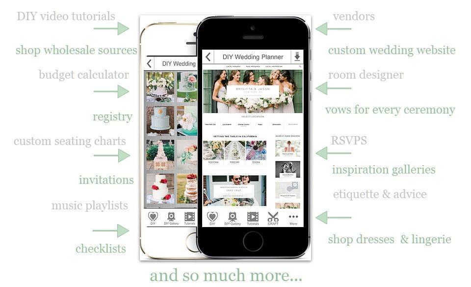 Wedding Planner App.Diy Wedding Planner App