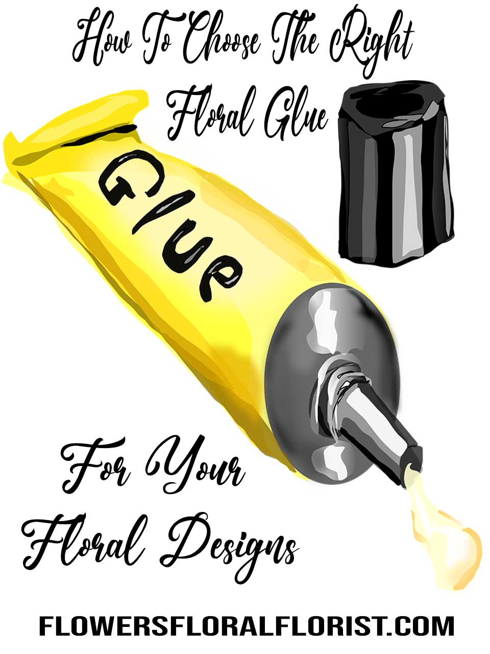 floral glue