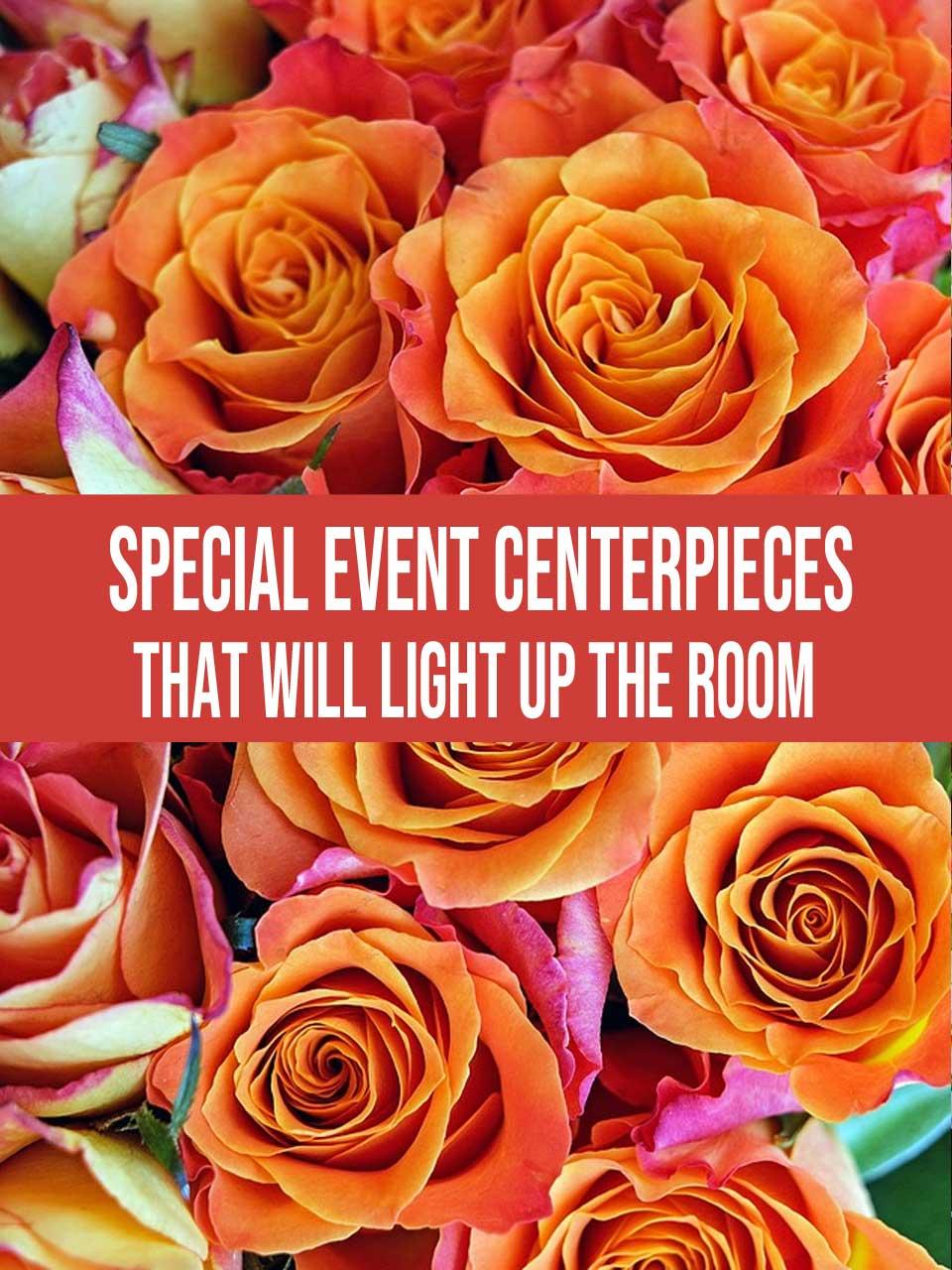 special event centerpieces