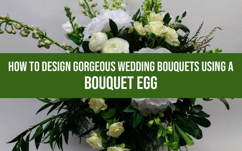 bouquet egg