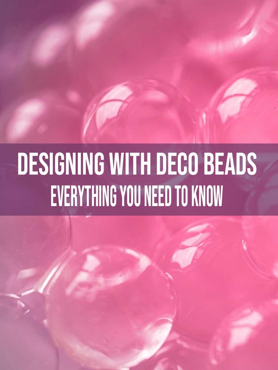 deco beads