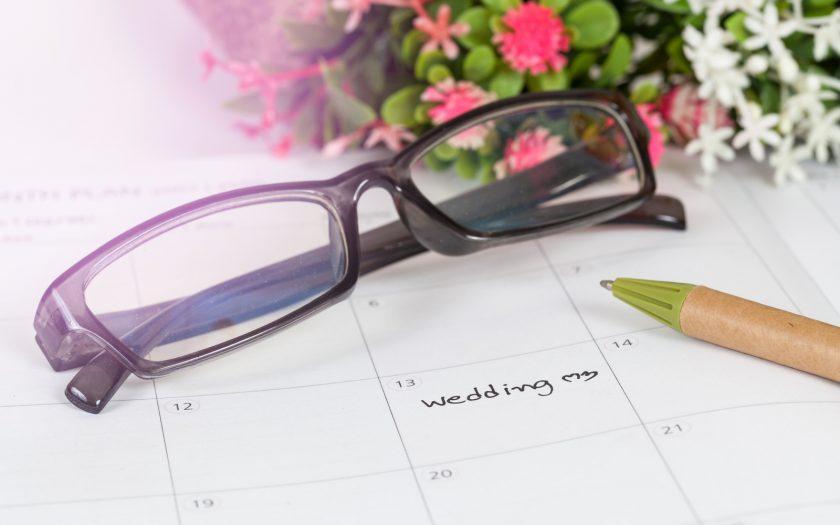 using a wedding planner