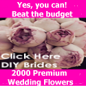 2000 Premium Wedding Flowers at Wholesale Prices